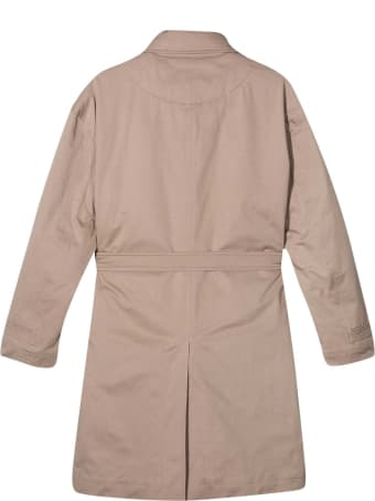 Fendi Sand Trench Coat Teen