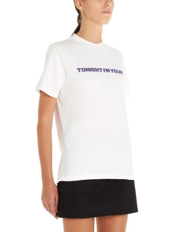 Coperni 'tonight Is Your' T-shirt