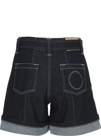 Chloé Chloe' High Waisted Bermuda Shorts