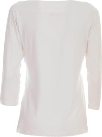 Liviana Conti T-shirt 3/4s Elastic