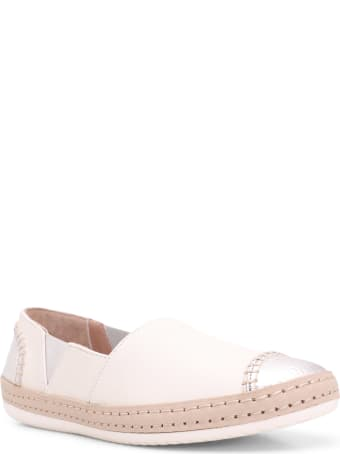 Islo 'lampo' Leather Flat Shoes