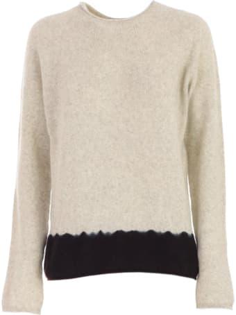 Suzusan Sweater Long Cashmere