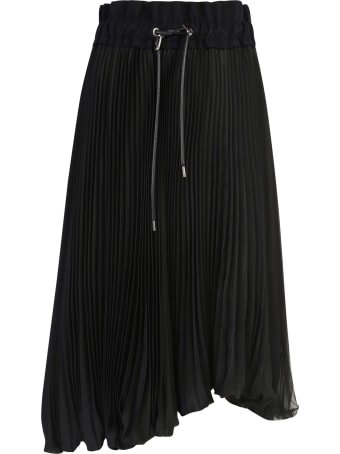 Sacai Pleated Skirt