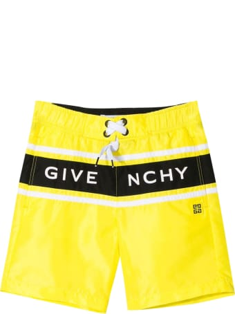 Givenchy Kids Swimsuit With Coulisse