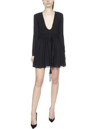 Saint Laurent Ls Dress