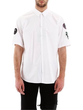 Raf Simons Multi Patch Shirt