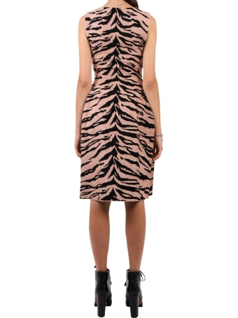 Alaia Zebra Dress