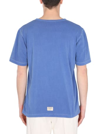 Nigel Cabourn Crew Neck T-shirt