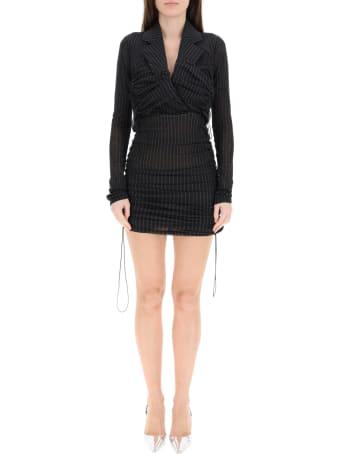 Y/Project Draped Blazer Dress