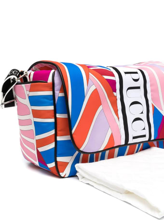 Emilio Pucci Changing Bag With Print