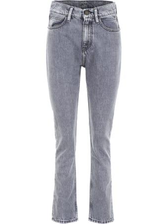 Calvin Klein Jeans With Narrow Hem