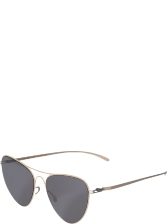 Mykita + Maison Margiela Pointed Sunglasses