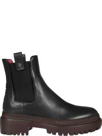 181 Alberto Gozzi Elasticated Side Ankle Boots