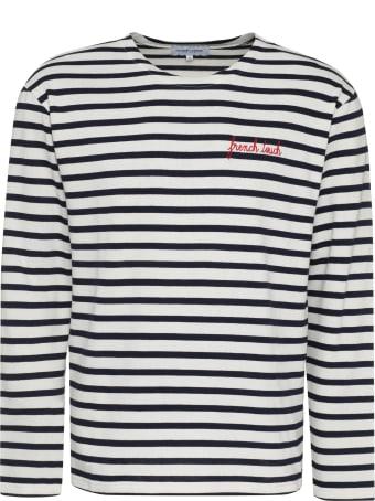 Maison Labiche Striped Cotton T-shirt
