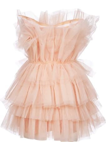 aniye by Lace Pleated Dress