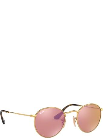 Ray-Ban Ray-ban Rb3447n Shiny Gold Sunglasses