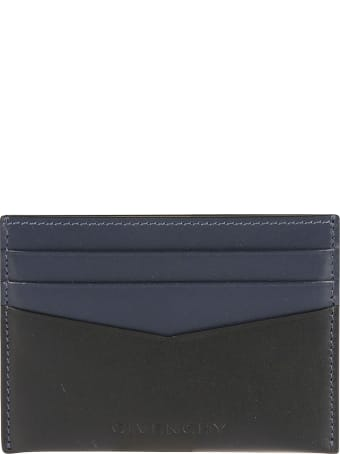 Givenchy Classic Stitched Detail Card Holder