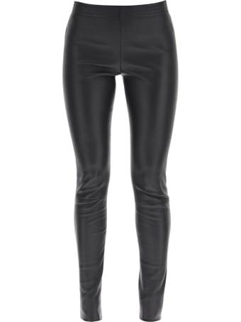 DROMe Nappa Leather Leggings