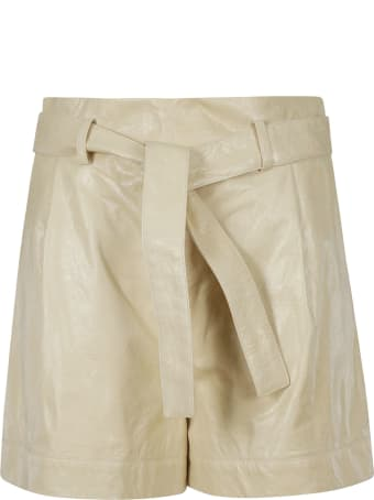 DROMe Belted Shorts