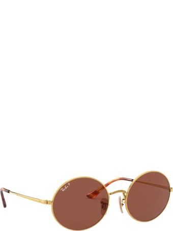 Ray-Ban Ray-ban Rb1970 Gold Sunglasses