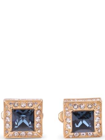 Dolce & Gabbana Blue Cufflinks