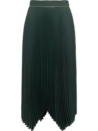 Tory Burch Sunburst Skirt