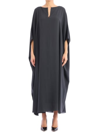 The Row Long Silk Kaftan