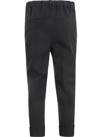Zucca Cropped Trousers