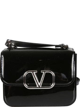 Valentino V Logo Shoulder Bag