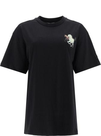 Kenzo Horses Print T-shirt