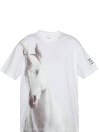 Burberry Oversize Unicorn T-shirt