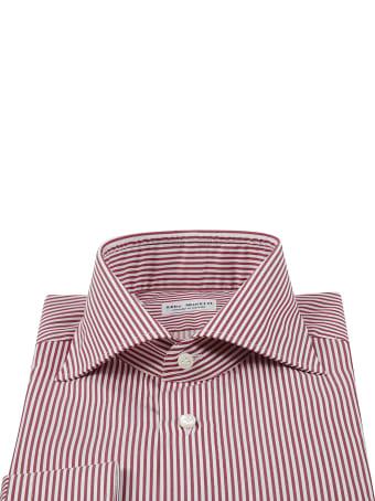 Eddy Monetti French Collar Stick Shirt