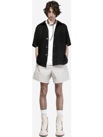 Our Legacy Drape Tech Trunks Shorts