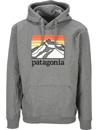 Patagonia Logo Ridge Uprisal Hoody