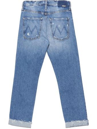 Mother 'the Scrapper Cuff' Jeans