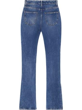 The Attico Vitto Jeans
