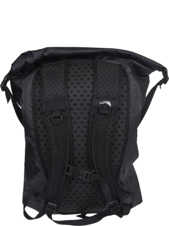 The North Face Black Rooltop Backpack