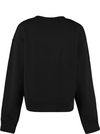 N.21 Cotton Crew-neck Sweatshirt