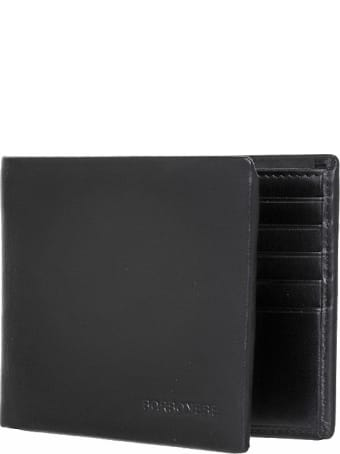 Borbonese Borbonese Leather Wallet