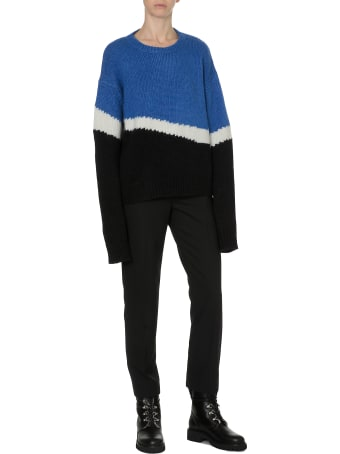 Neil Barrett Multicolor Oversize Sweater
