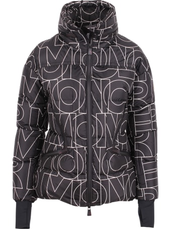 Moncler Grenoble 'dixence' Polyamide Down Jacket