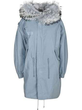 Mr & Mrs Italy Oversized Parka