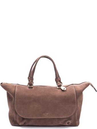 Avenue 67 Simo Leather Top Handle Bag