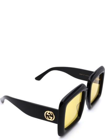 Gucci Gucci Gg0783s Black Sunglasses