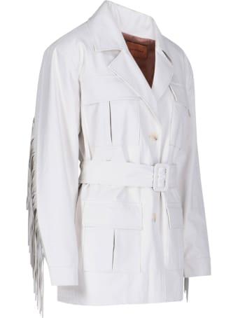 Andamane Fringed Jacket