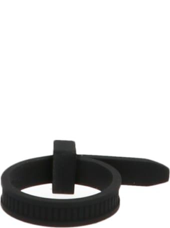 AMBUSH 'new Zip Tie' Ring
