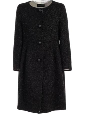 Emporio Armani Coat Lurex