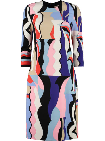 Emilio Pucci Viscose Dress