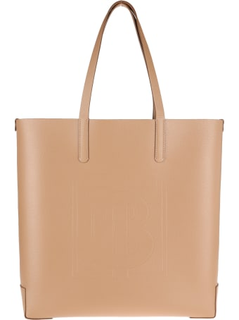 Burberry London Embossed Tote