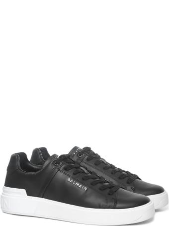 Balmain Paris B-court Sneakers